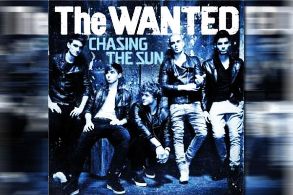 the wanted / chasing the sun (2012)