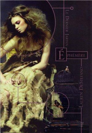 Chronique #9 : Le dernier jardin, Ephémère, t.1, Lauren DeStefano.
