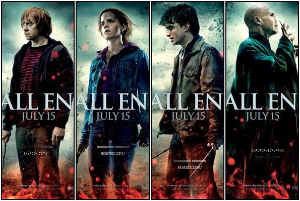 Harry Potter et les reliques de la mort, Partie 2.....