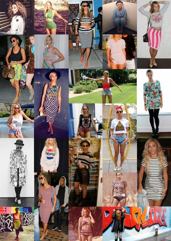 Beyoncé et Topshop s'associent pour lancer une nouvelle marque streetwear : tous les détails !
