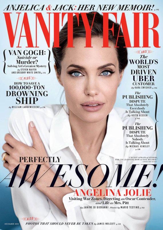 """Angelina Jolie est """"ouverte"""" à une nouvelle carrière politique"""
