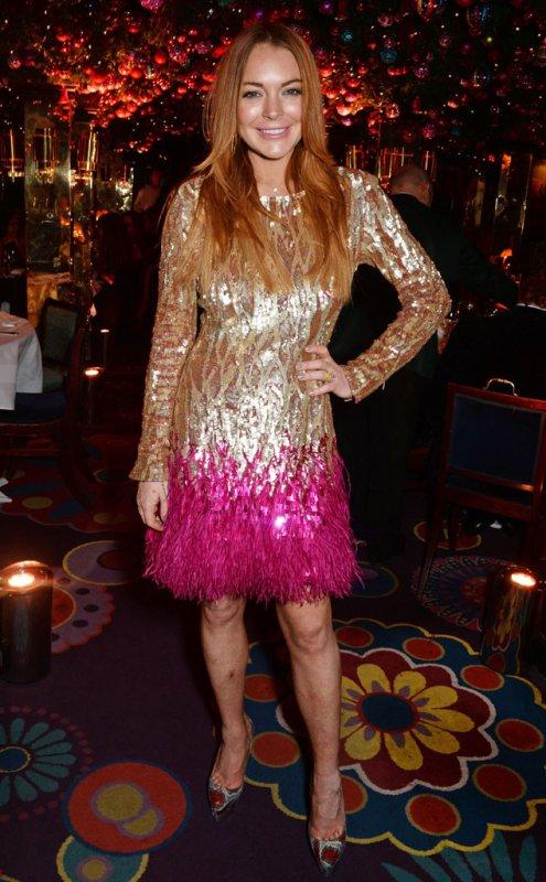 """Lindsay Lohan lance une nouvelle ligne de vêtements appelée """"My Addiction"""" : tous les détails !"""