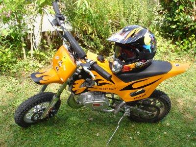 Ma Pocket Bike