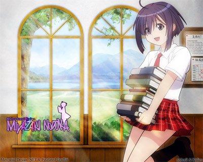 Les images de Nodoka Miyazaki ! <3