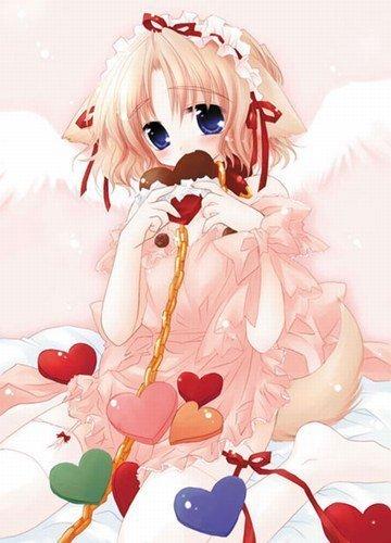 Joyeuse Saint Valentin à tous!  <3<3<3<3
