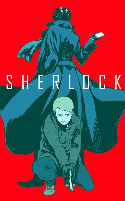 fic sur le couple sherlock x john : johnlock
