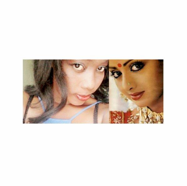 An Egypt Queen ^_^ and Queen Sridevi