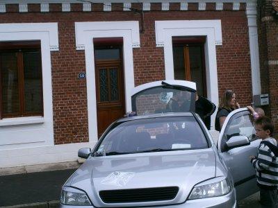 meeting de buire sur l'ancre ( 80300 ) 29 Aout 2010