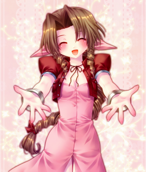 Aeris (Aerith) Gainsborough