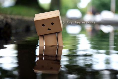 """"""" J'ai compris que je t'aimais lorsque mais larme en coulées ... """""""
