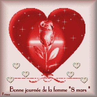 Journée de la femme : Bonne Fête Mesdames !!!