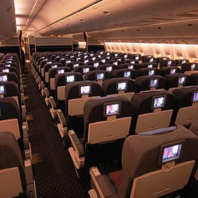 Int rieur de l 39 airbus a380 avions bateaux h licos for Interieur 747