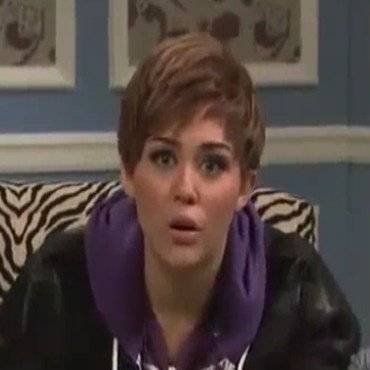 Vidéo : Quand Miley Cyrus parodie Justin Bieber