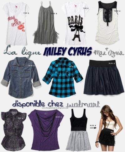 Miley Cyrus : Elle vend ses affaires sur ebay !