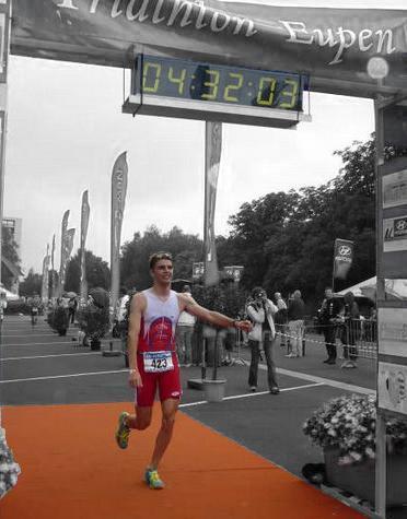 """Champenois Aurélien dit: _____ """"Champi"""" _____ Triathlon @ CCSTC !"""