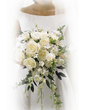 le choix en robe de mariée.
