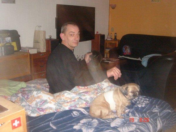 DU  17  AU  19  MARS  2015  CHEZ  LES  DOG  FAMILY