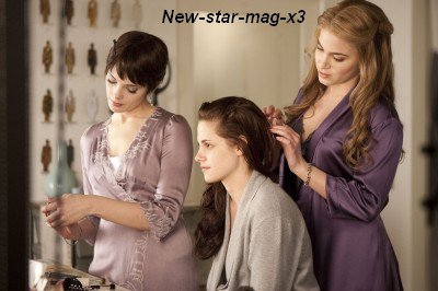 NOUVELLE PHOTO DE TWILIGHT 4