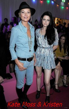 KRISTEN STEWART 2012 Mulberry SpringSummer Fashion Show - September 18