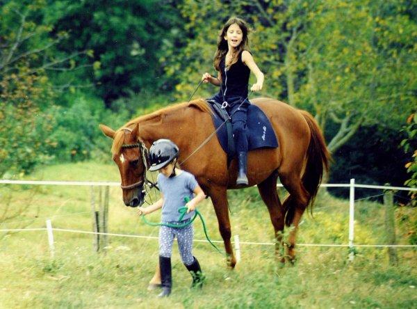 Mon histoire, ma vision de l'équitation et mes rêves futurs