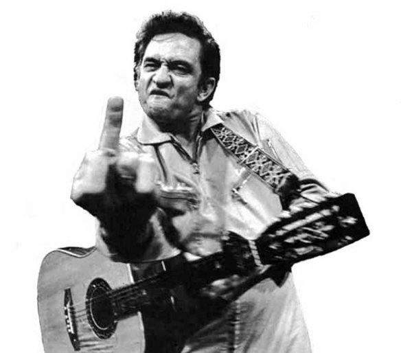 Johnny Cash - Hurt (2011)
