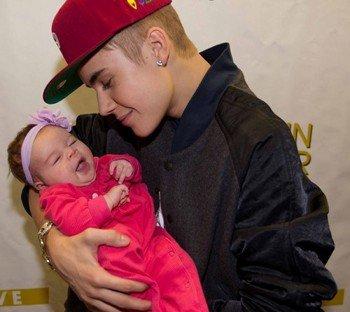 Selena Gomez et Justin Bieber- Une idée de bébé dans la tête ?