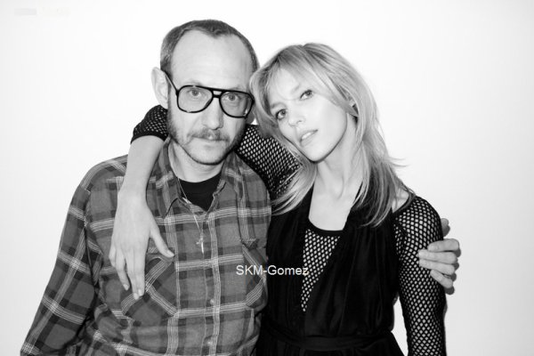 Terry Richardson.