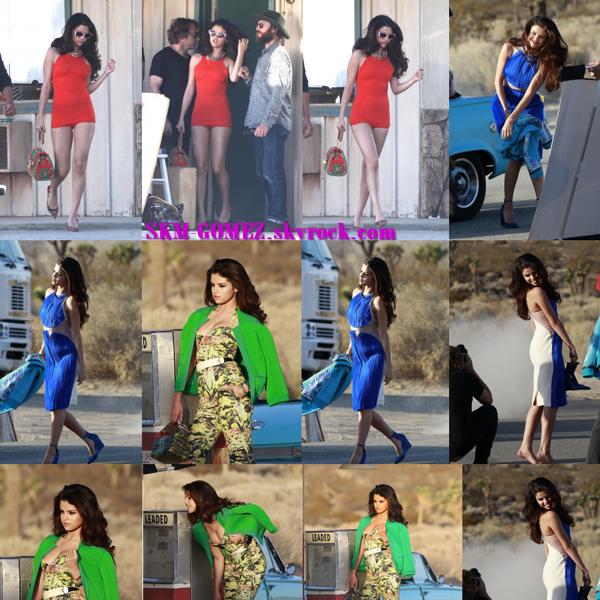 Bonjour, Bonjour, Bonjour ! Comment allez vous ? Moi très bien .. (C'est bientôt mon anniversaire !) Brefouille, Alors ! ZJO ma fais un petit montage sympas ou nous voyons Selena en pleins Photoshoot pour son album ! Comment tu l'as trouve ? Mon avis, je la trouve très classe, elle fais très féminine :3. Voila les photos :