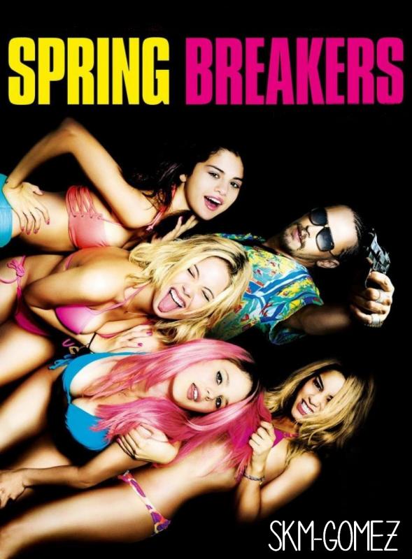 """Aujourd'hui mercredi 6 mars 2013 est enfin le jour de la sortie de """"Spring Breakers"""" dans nos salles de cinéma françaises ! Je vous donne sans plus attendre les 5 bonnes raisons d'aller voir le film"""