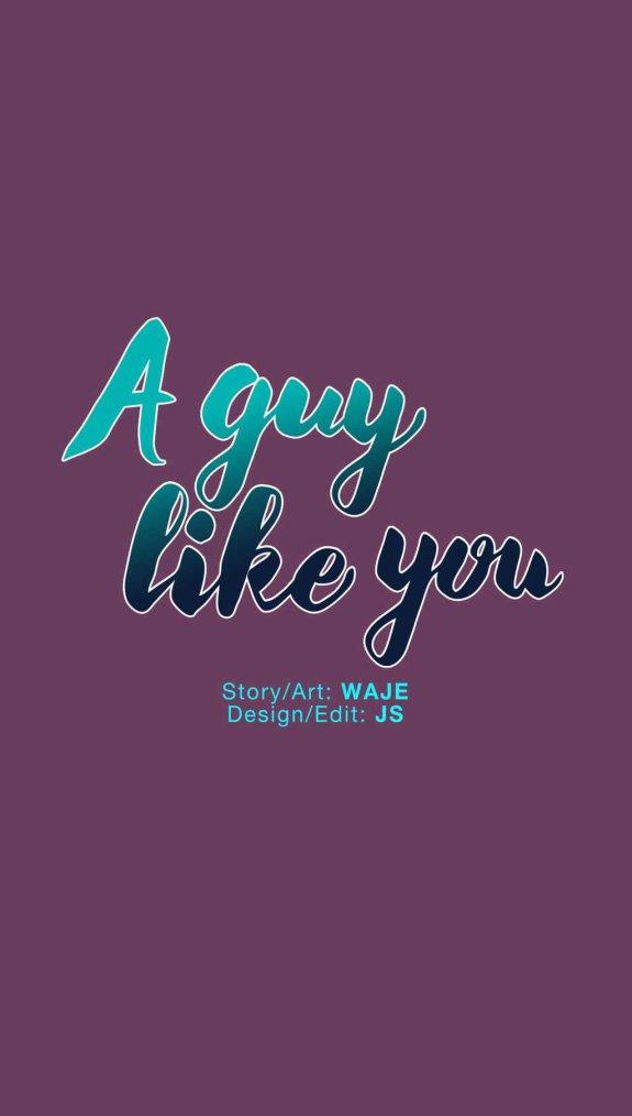Un gars comme toi chap.2
