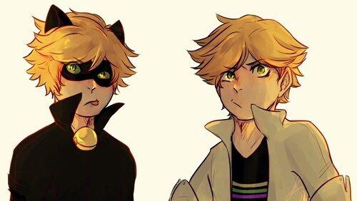 \=^_^=/ Adrien/Chat Noir \=^_^=/
