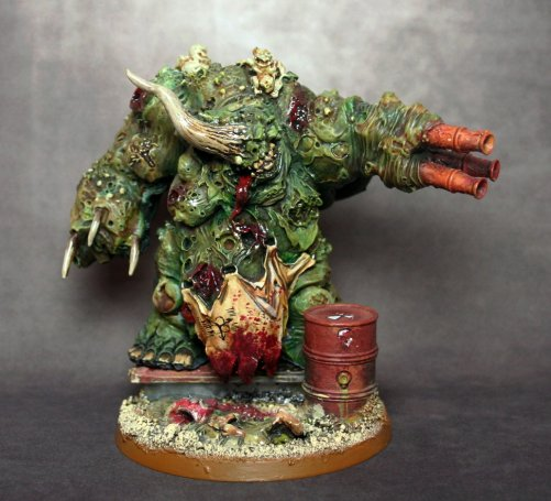 Demon de nurgle