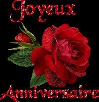 Fleur, ma fille , heureux anniversaire