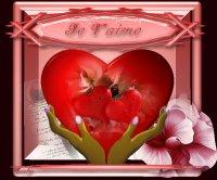 Poème pour la St valentin,je n'ai pas de valentine  donc coeur a prendre , la première aura gagné