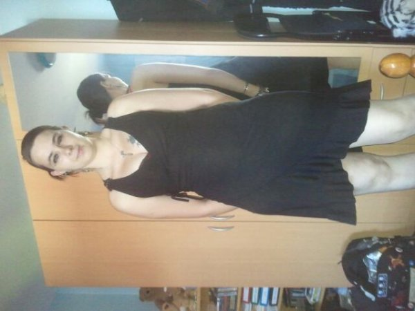 Mwa en robe