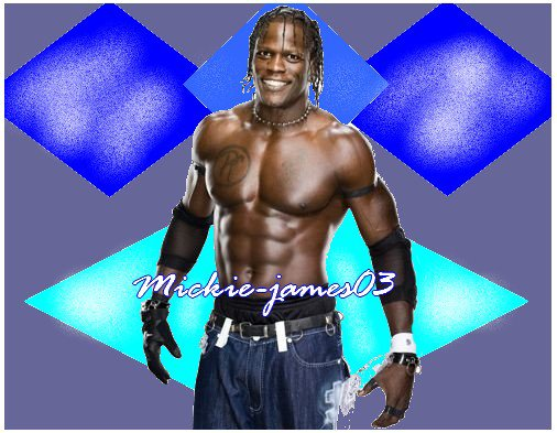 Mickie James & R-Truth