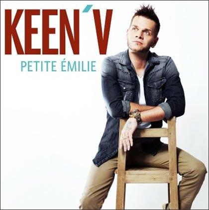 """Keen'V : """"Petite Emilie"""", son nouveau single"""