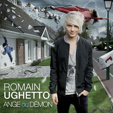 """Á gagner : 4 albums """"Ange ou Démon"""" de Romain Ughetto !"""