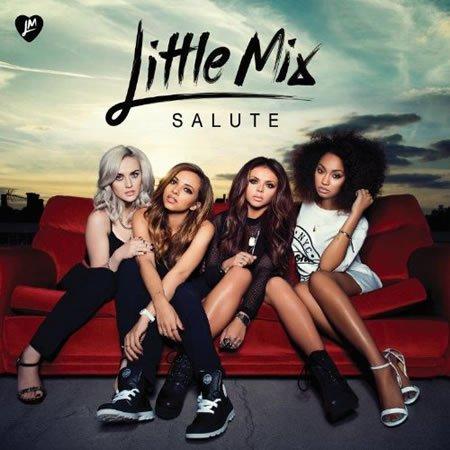 """Little Mix : """"Salute"""", leur nouvel album"""