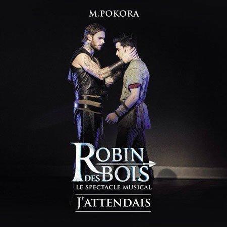 M Pokora : clip de J'attendais extrait de Robin des Bois