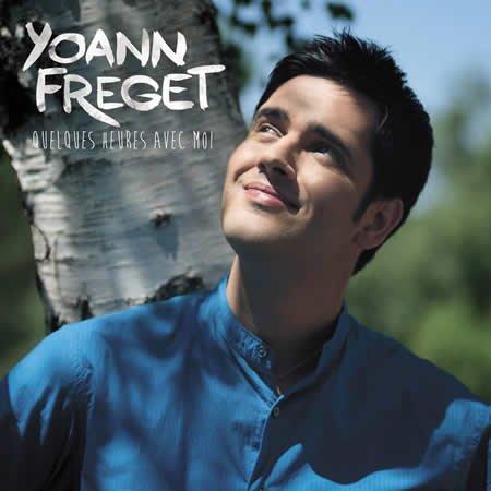 """Yoann Fréget : chronique de l'album """"Quelques heures avec moi"""""""