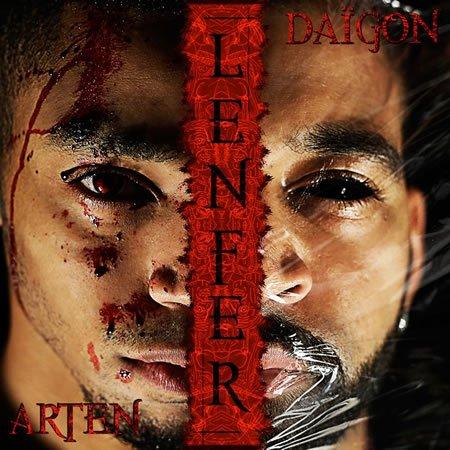 "Teaser du clip ""Lenfer"" de Arten et Daïgon"