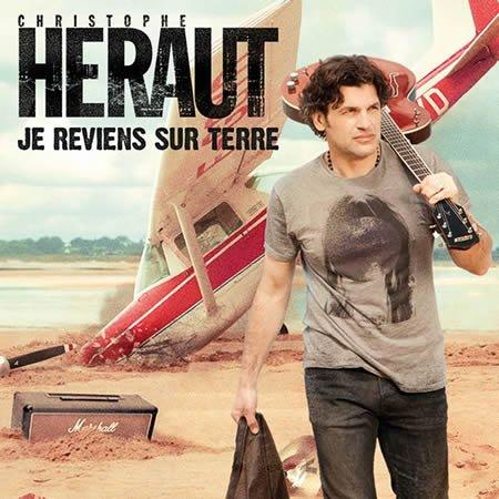 """""""La chute est belle"""" le nouvel album de Christophe Héraut"""