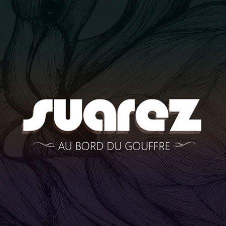 """""""Au bord du gouffre"""" le nouveau single de Suarez"""