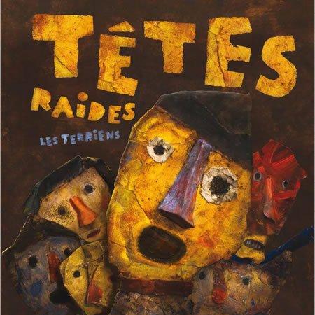 """Nouveau teaser pour l'album """"Les Terriens"""" des Têtes Raides"""