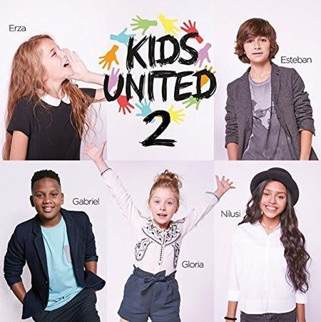 """Clip de """"L'oiseau et l'enfant"""" par les Kids United"""