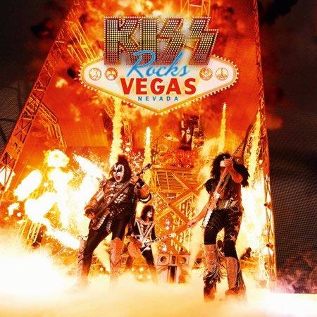 """Sortie le 26 août de """"Kiss Rocks Vegas"""""""