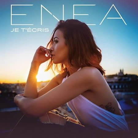 """Je t'écris"" le premier single d'Enea"