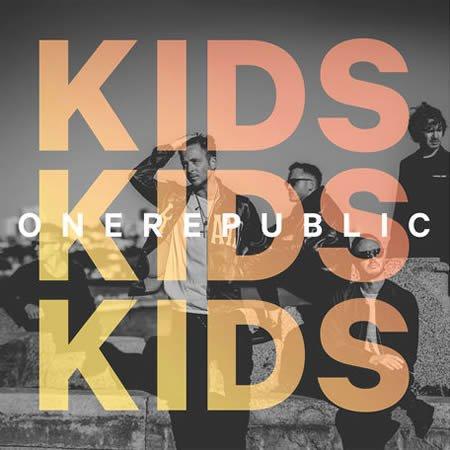 """Clip de """"Kids"""" le nouveau single du groupe OneRepublic"""