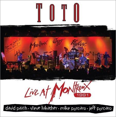 Sortie de Toto Live At Montreux 1991